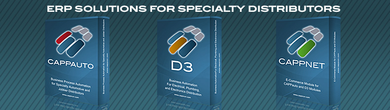 ERP Solutions for Specialty Distributors